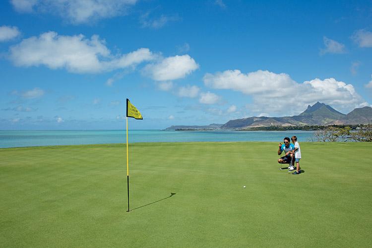 Ile Aux Cerfs Golfbaan