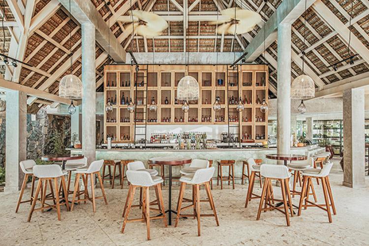 Sugar Beach strand restaurant